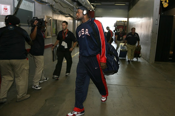 USA Basketball photo recap USA vs Virgin Islands