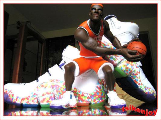 Upper Deck x Nike ZLIV Fruity Pebbles