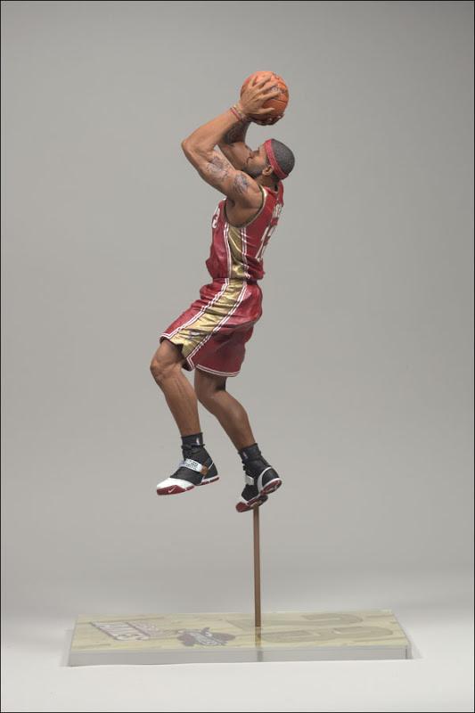 McFarlane8217s LeBron James NBA 200708 edition