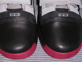 lbj soldier blk gry red2 8 A look at the Black, Gray and Red LeBron Soldier