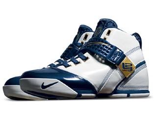 Nike Zoom LeBron V additional information