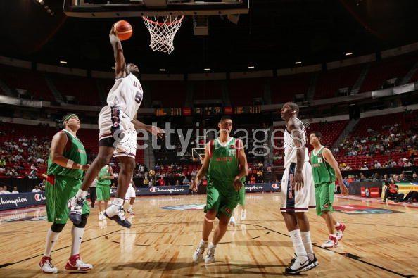 USA Basketball photo recap USA vs Mexico