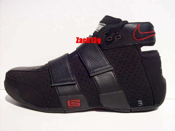 Nike Zoom LeBron 2055 Wear Test Sample