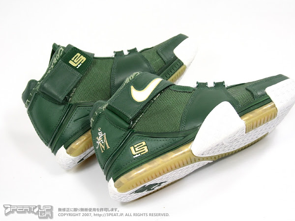 best service 36169 fe97e Nike Zoom LeBron II SVSM PE Home vs Away   NIKE LEBRON - LeBron James Shoes
