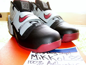 lbj soldier og blk gry red3 2 A look at the Black, Gray and Red LeBron Soldier
