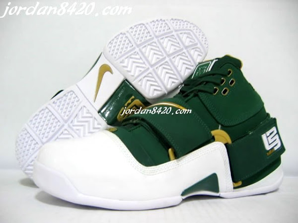 A closer look at the Nike Zoom Soldier SVSM edition