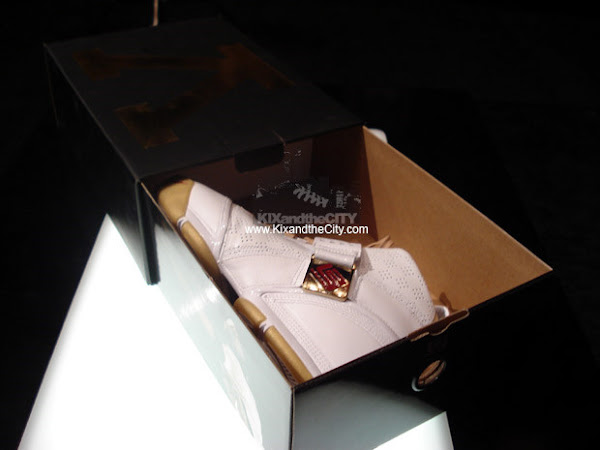 Box fit for a King Nike Zoom LeBron V