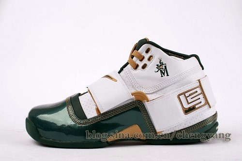 Another look at the Nike Zoom Soldier SVSM PE