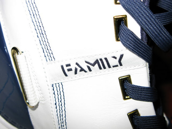 A closer look at the 8220Family8221 Zoom LeBron V