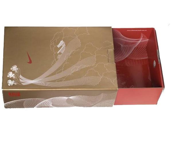 Nike Zoom LeBron V China box