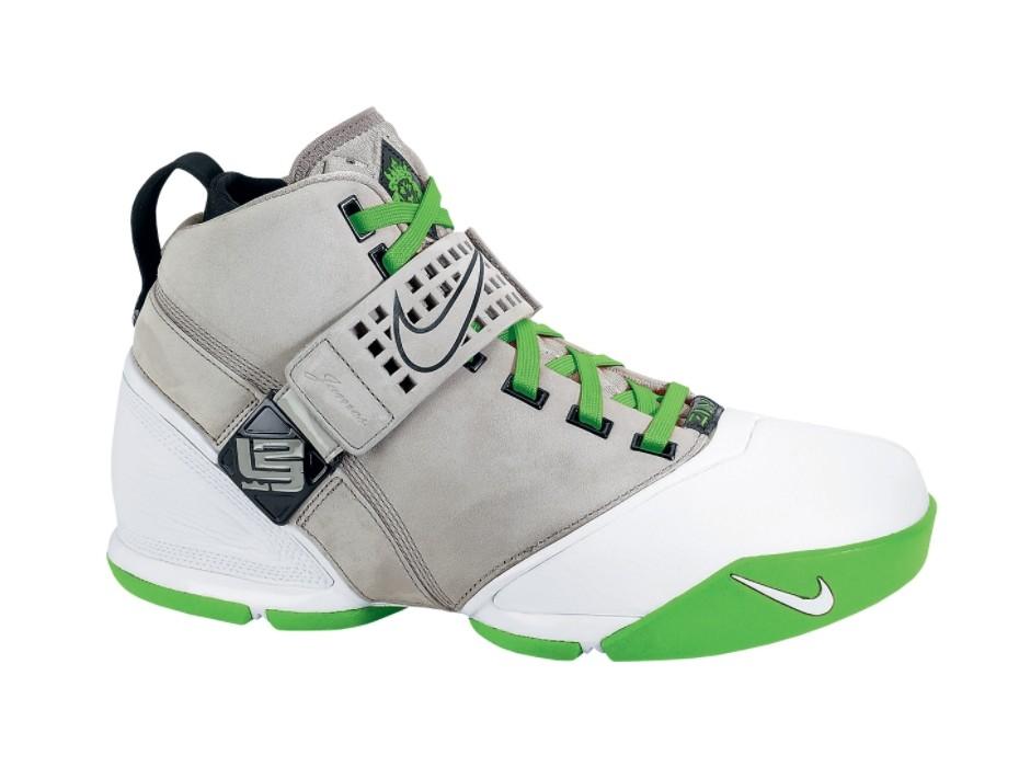 9ddda41ea5c ... Nike Zoom LeBron V 5 catalog photos