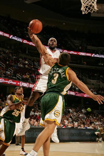 200708 NBA Preseason photos from past few games