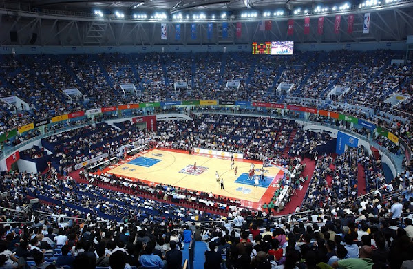 King James in China photo recap Game One