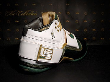 Nike Zoom LeBron Soldier SVSM Wallpaper