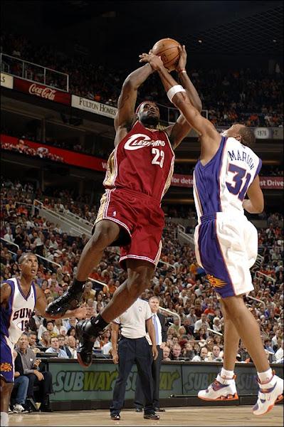 200708 NBA Season CLE at PHX Road trip 8211 first stop