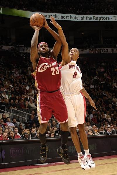 200708 NBA Preseason CLE at TOR