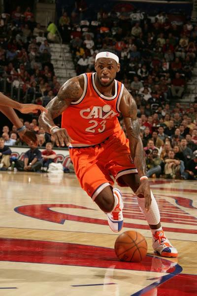 200708 NBA Season CLE vs DAL A rough start