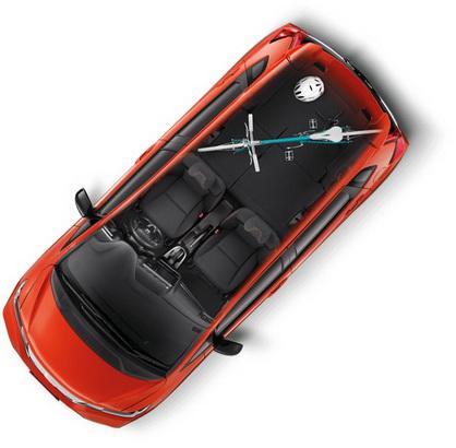 Honda Jazz GK RS+ ซิตี้คาร์ขวัญใจวัยรุ่น 02