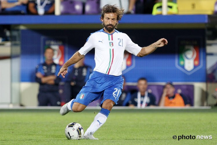 Verrassende transfer hangt nu écht in de lucht: 'Pirlo heeft akkoord met Engelse topclub'