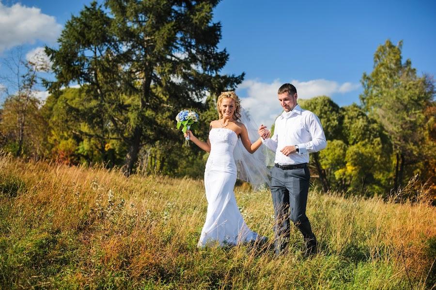 Bryllupsfotograf Vadim Larin (vadimlarin). Foto fra 23.01.2014