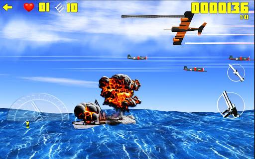 Battleships vs Warplanes - War Machines Battle cheat screenshots 1