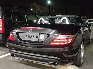 SLK R172 SLK200 AMGスポーツパッケージ 2014年式のカスタム事例画像 もりぃさんの2019年04月02日22:12の投稿
