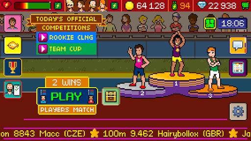 Athletics - World Challenge  captures d'écran 6