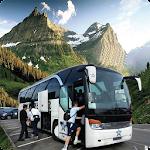 Hill Tourist Bus Simulator Icon