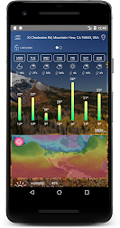 Weather Radar & Forecast Pro APK screenshot thumbnail 2