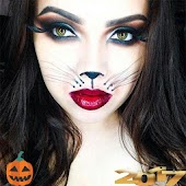 Tải Game Halloween makeup