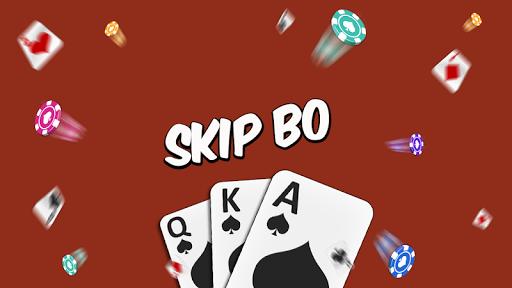 Télécharger Skip Bo APK MOD (Astuce) screenshots 1