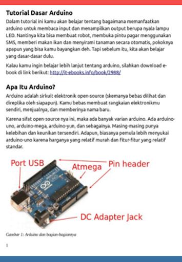 Dasar-dasar Arduino Pemula