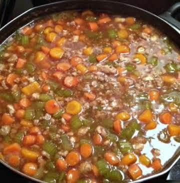 Mop Pail Soup