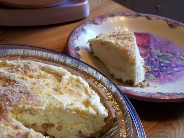 Cin's Easy As Pie Lemon-cheesecake Pie Recipe
