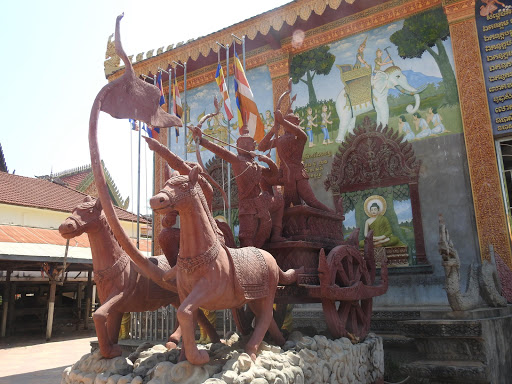 Po Banteaychey Pagoda