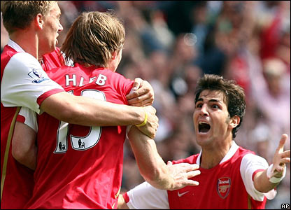 Hleb's Goal