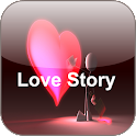 Love story app icon