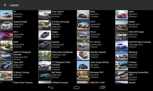 NetCarShow.com - Cars: News, Pictures & Specs  screenshots 7