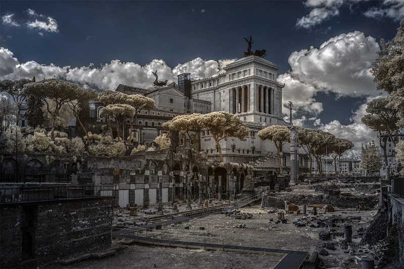 In my world, Rome di Sara Jazbar