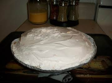 Yummy Jello Pie