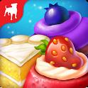 Crazy Cake Swap: Matching Game icon