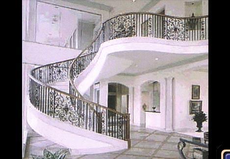 stair49 ديكور سلالم داخلية