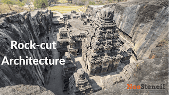 Rock-cut architecture