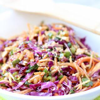 Kimchi Slaw.