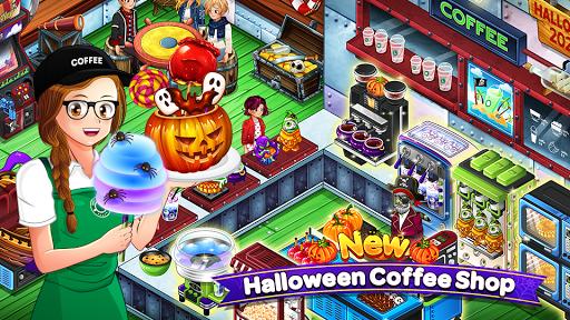 Cafe Panic: Cooking Restaurant apklade screenshots 1