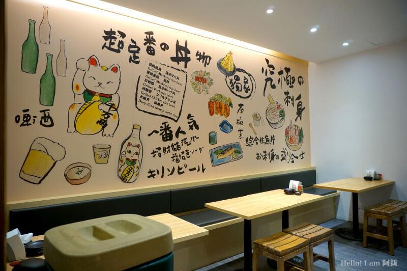 丼丼亭日式食堂,台中日式料理推薦-5