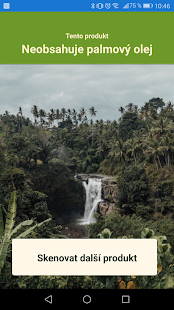 Palm Oil Scanner - náhled