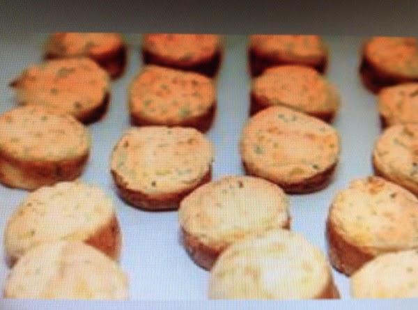 Bleu Cheese Puffs Recipe