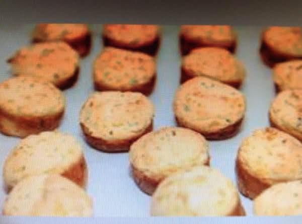Bleu Cheese Puffs