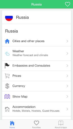 俄羅斯旅遊指南